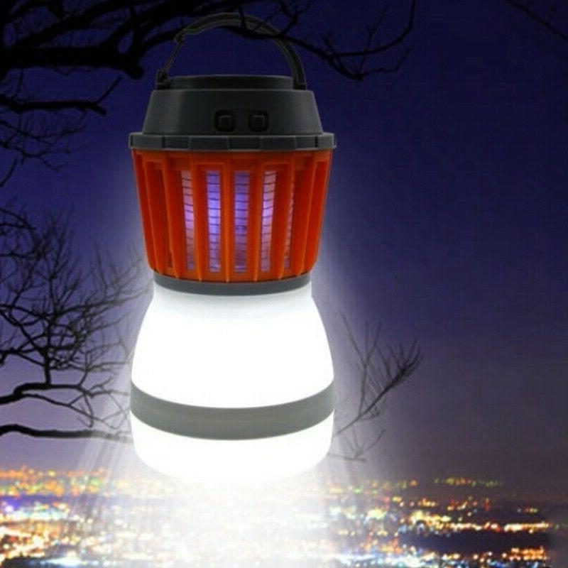 Rechargable Pest Light Electric Fly Zapper