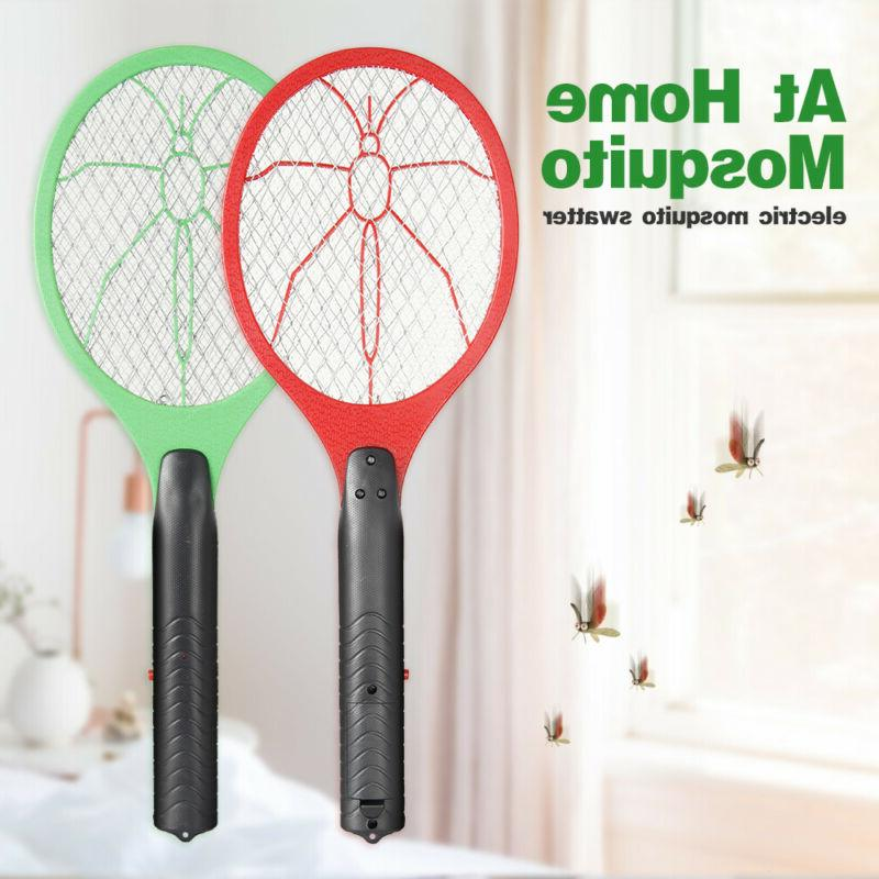 rechargeable bug zapper fly swatter mosquito insect