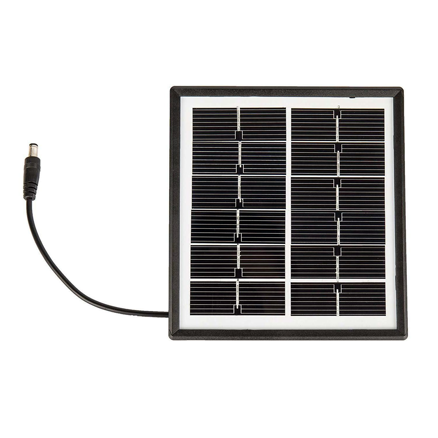Solar Powered & Mosquito Killer Insect Garden