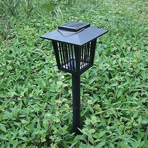 solar powered insect killer bug