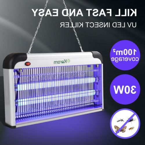 uv night lamp electric control fly bug