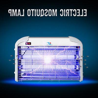 UV Control Fly Bug Trap Zapper Pest Killer