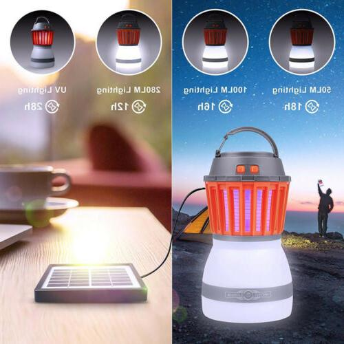 UV Fly Trap Zapper Insect Bug Lamp