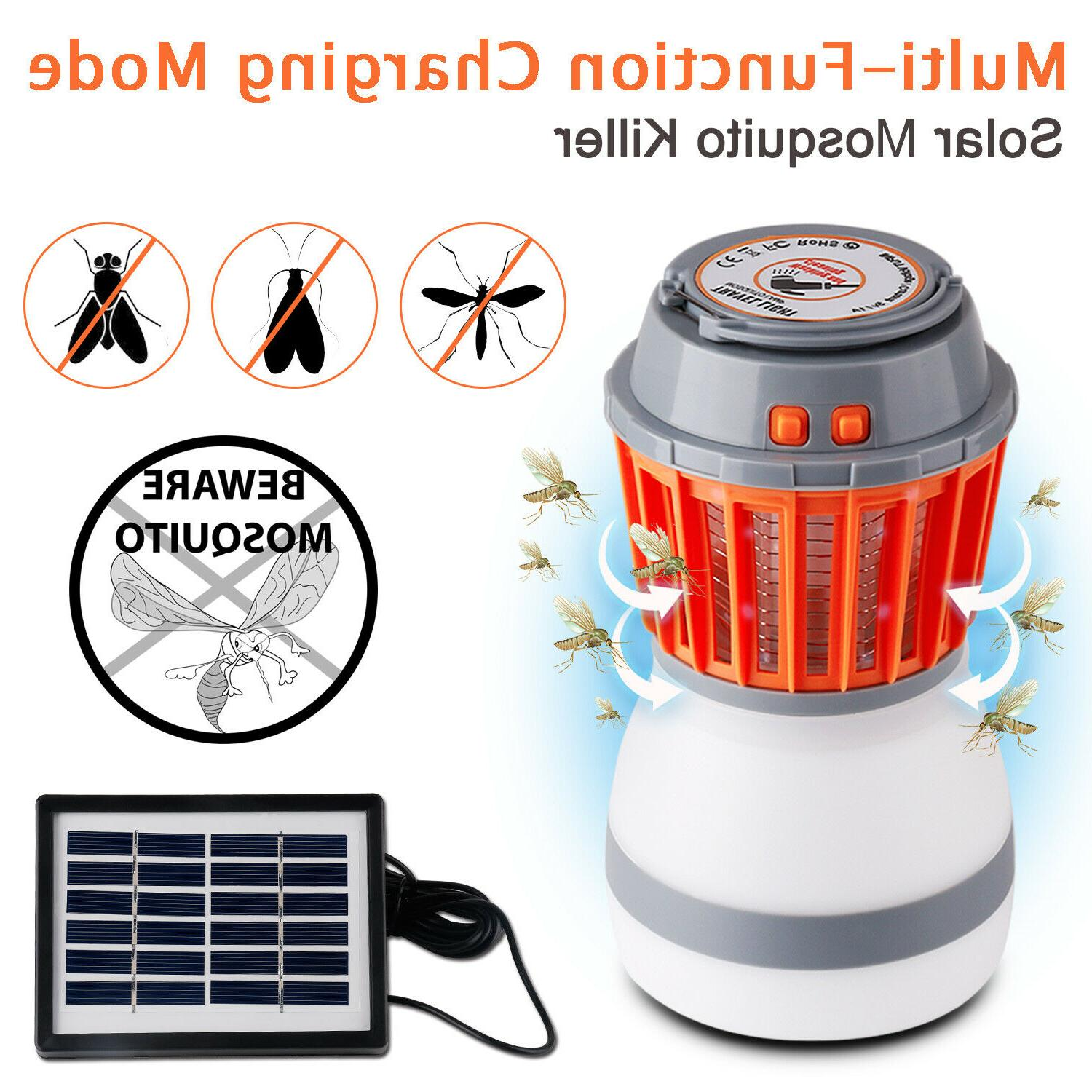 UV LED Fly Insect Mosquito Night Lamp