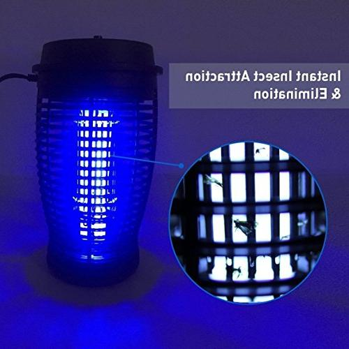 EasyGoProducts Bug Powerful Lamp - Indoor Outdoor Use