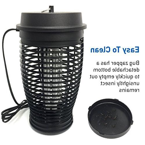 EasyGoProducts - Bug Killer Powerful Lamp Outdoor Use
