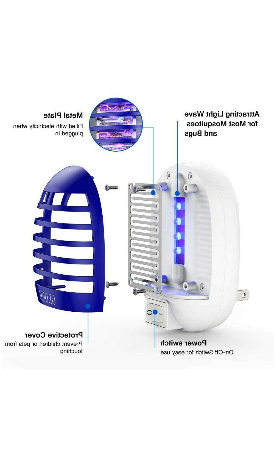 Gloue Zapper Electronic Insect