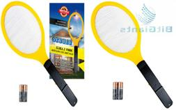 Elucto Large Electric Bug Zapper Fly Swatter Zap Mosquito Be