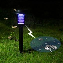 LED Portable Electric Mosquito Zapper Repeller Home Outdoor