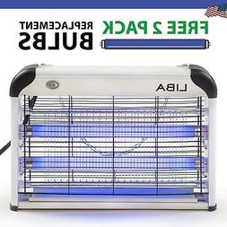 LiBa Bug Zapper Electric Indoor Insect Killer Mosquito Bug F