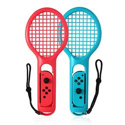 Ocamo For Ma rio Tennis ACE Game Playing ABS Tennis Racket H