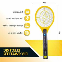 Mini Tregini Electric Fly Swatter – Rechargeable Bug Zappe