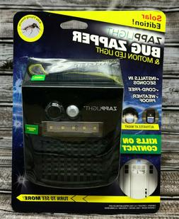 ZappLight Mosquito, Fly's, Insect Bug Zapper Solar Motion LE