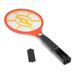 SODIAL Mosquito Killer Electric Tennis Bat Racket Insect Fly