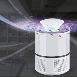 Mosquito Killer UV Lamp LED Electric Waterproof Night Light