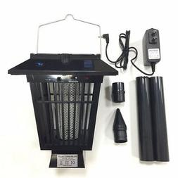 Insect Controller Fly LED Light Bug Zapper Insect Killer Mos