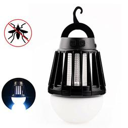 Wanfei Mosquito Lamp, 2 in 1 LED Camping Tent Light IPX6 Wat