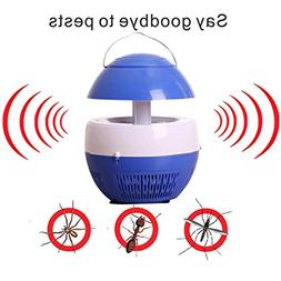 Mosquito Repeller, Strong Suction Electric Fly Bug Zapper Mo