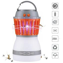 Vexverm Mosquito Zapper, USB Rechargeable Insect Zapper - 3