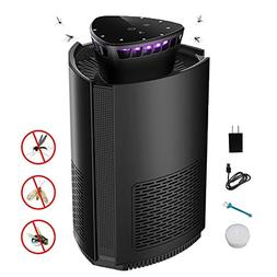 Willhom Mute Electronic Mosquito Trap, Bug Zapper,Mosquito Z