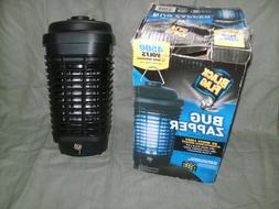 NEW IN BOX  BLACK FLAG 15 WATT 1/2 ACRE COVERAGE BUG ZAPPER