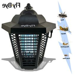 Outdoor Mosquito Fly Bug Insect Wasp Zapper Killer Garden Tr