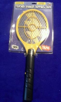 Portable Bug Zapper battery Operated Tennis Racket - NIP