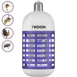 Hoont Powerful Electric Indoor Bug Zapper Bulb Trap Catcher