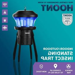 Hoont  Powerful Electric Indoor Outdoor Bug Zapper With UV L