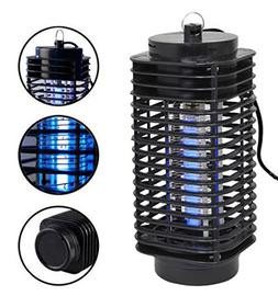Ruixunte LED Socket Electric Mosquito Fly Bug Insect Trap Ni