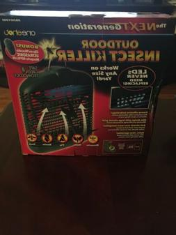 Tabletop Bug Zapper with LED Outdoor Indoor Insect Killer Pr