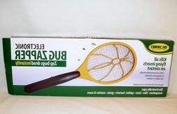 Tennis Racket Style Electronic Bug Zapper by Ideaworks,Insce