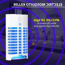 Ultimate Plug-in Indoor Bug Zapper Flying Insect Killer Mosq
