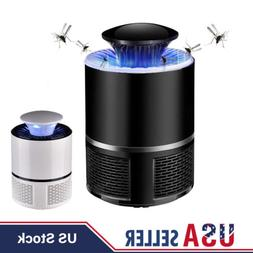 USB Electric Fly Bug Zapper Mosquito Insect Killer LED Light