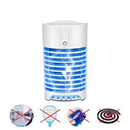 UV Electric LED Mosquito Killer Lamp Fly Bug Insect Zapper P