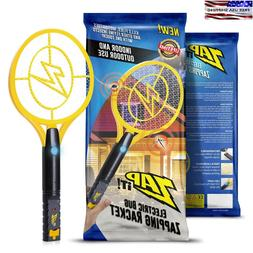ZAP IT! Bug Zapper Twin Pack - Rechargeable Mosquito, Fly Ki