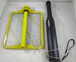 Black Flag ZR-8000 Extendable Handheld Bug Zapper, Green, wi